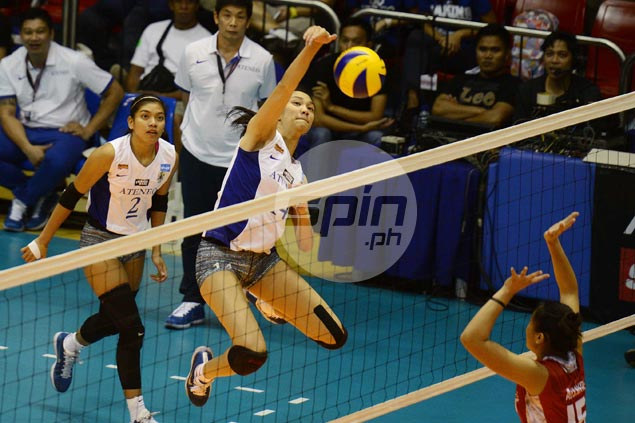 Ateneo Lady Eagles make short work of lowly UE to stretch unbeaten run to six