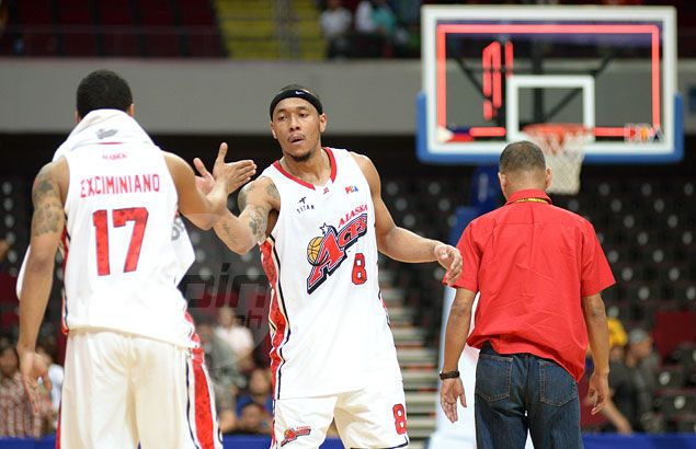 Yeng Guiao, Beau Belga ejection make things easier for Alaska in Game Three win, says Calvin Abueva