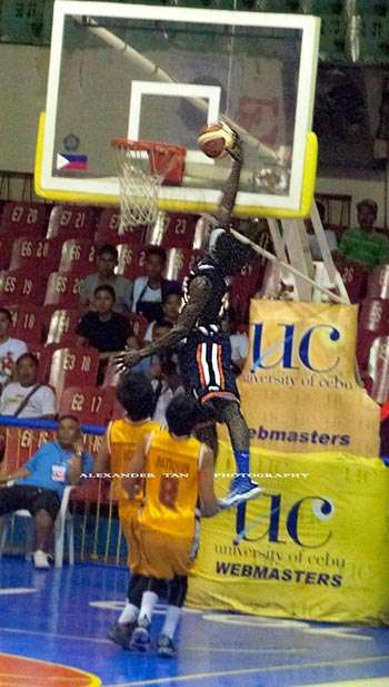 Red-hot SWU Cobras send Wildcats crashing back to earth in Cebu caging