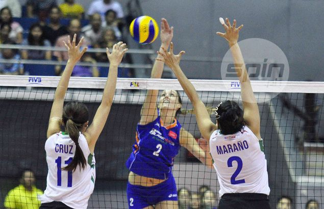 Petron's 'Twin Towers' too much for Generika to overcome