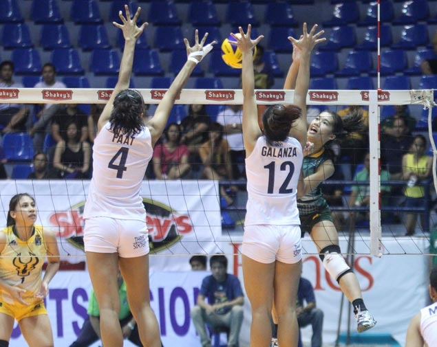 Lady Tamaraws reach V-League finals for the first time after disposing of Lady Falcons