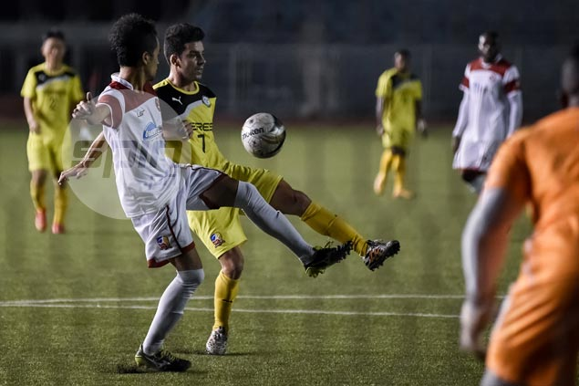Resilient Ceres-La Salle holds Global FC to draw in six-goal thriller to end first round