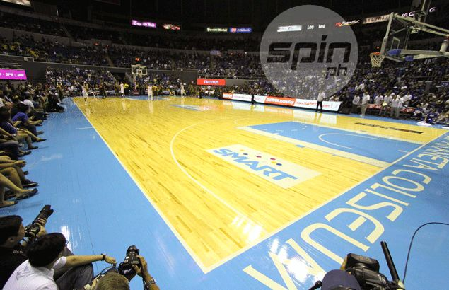 Big Dome's old flooring set to be donated to UP Maroons' home gym