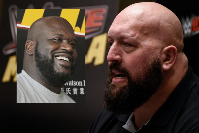 Big Show challenges Shaq to free throw contest before projected Wrestlemania match