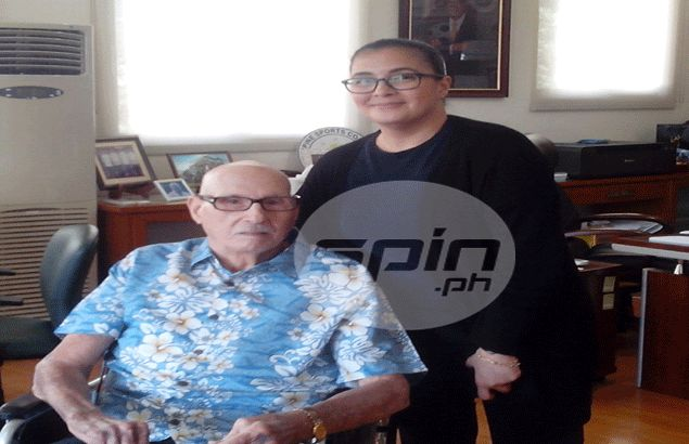 Basketball great Caloy Loyzaga gets P1 million as PSC makes up for unpaid pension