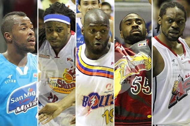 Despite top-caliber arrivals, old hand is still best import in PBA coaches' book. Who's he?