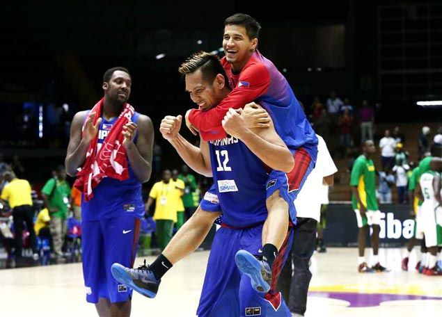 Filipino fiesta in Seville as Gilas savors joyous climax to Fiba World Cup campaign