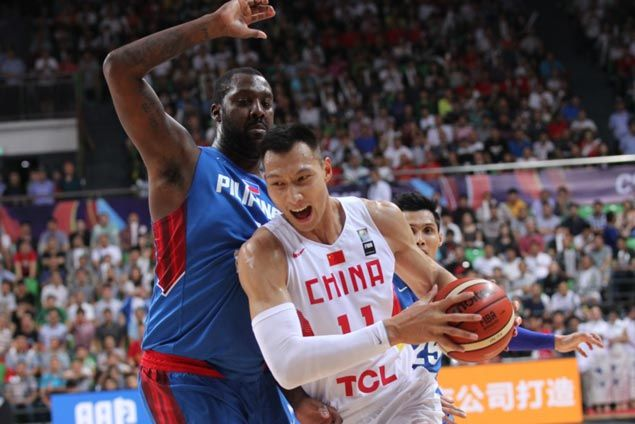Gilas finds tall, hot-shooting China too big a mountain to climb in Fiba Asia final