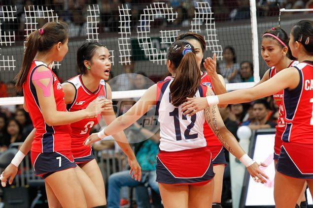 Blaze Spikers get back-to-back title bid going with quick win over Philips Gold