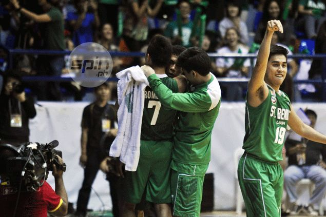 St. Benilde Blazers sustain NCAA streak after rout of Lyceum Pirates