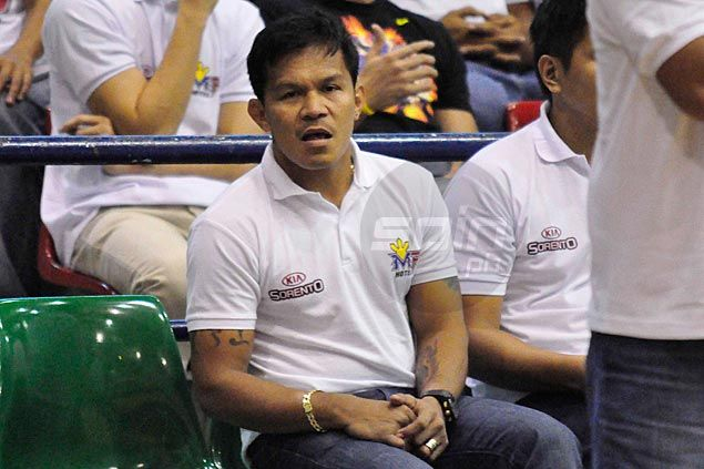 Bobby Pacquiao blames lack of match practice as MP Warriors suffer rout in D-League bow