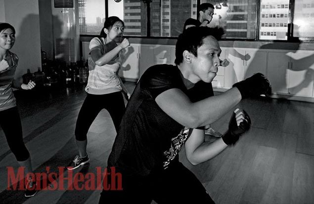 Les Mills BodyCombat uses martial arts-inspired workouts to keep you fighting fit