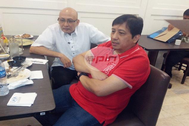 Barako insists trading away draft picks part of `team strategy'