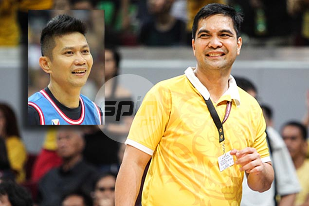 Bong Dela Cruz on way out as UST coach, Bal David among top candidates, say sources