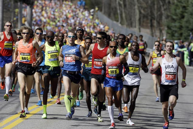 Titleholders back for Boston Marathon but top American runners resting for Rio Olympics