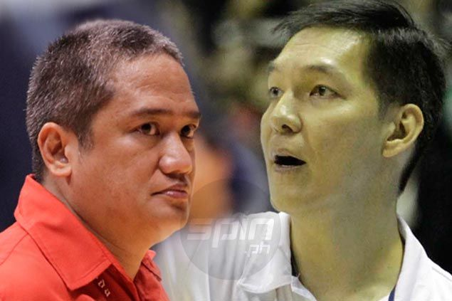 Champion coaches Altamirano, Fernandez to be honored by college sports scribes