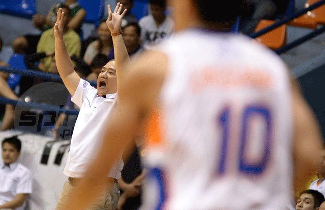 NLEX coach Boyet Fernandez rues non-call in potential game-winning play