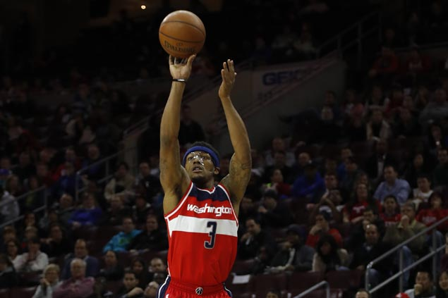 Bradley Beal, Washington Wizards closing in on 5-year, $130M max contract, says source