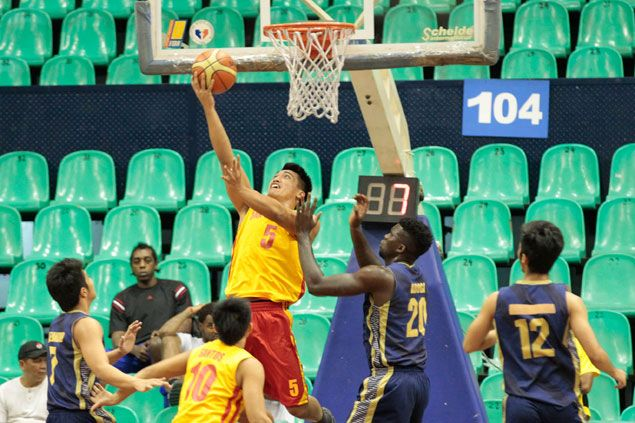 Focus on Ortuoste, Guinto as rookie-laden Stags try to bounce back from dismal eighth-place finish