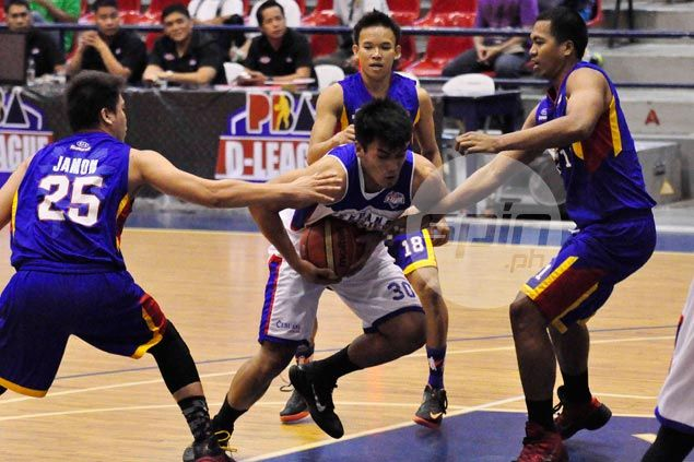 Gems score morale-boosting 31-point win over Warriors ahead of Aspirants Cup quarterfinals