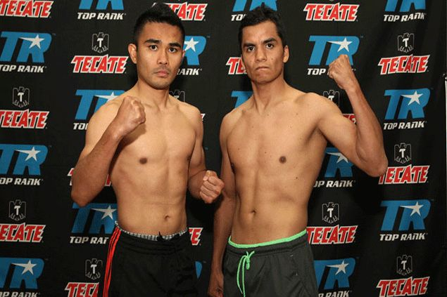 Brian Viloria looking to emerge the clear winner this time in rematch against Mexican rival Omar Soto