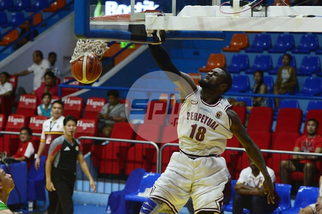 Perpetual Help playing on short rest, stakes win streak againt Mapua