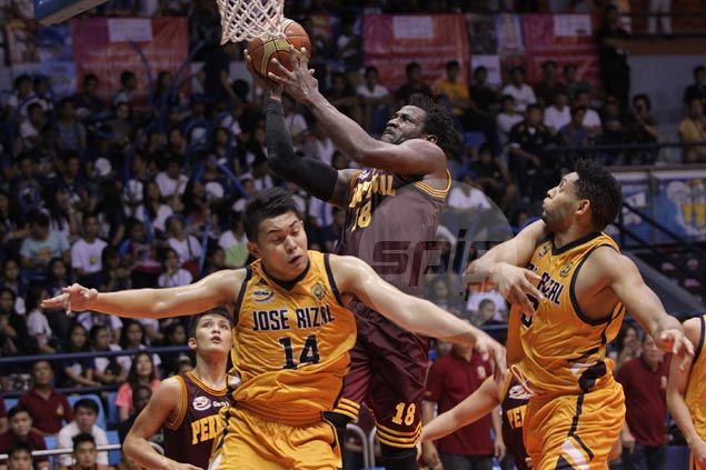 Bright Akhuetie comes up clutch as Perpetual Help Altas overcome JRU Bombers in overtime