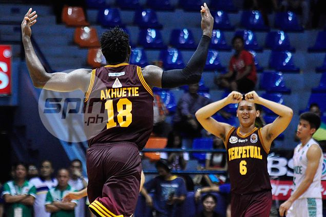 Bright future for Aric's Altas after Akhuetie breakout game: 'Hulog s'ya ng langit'
