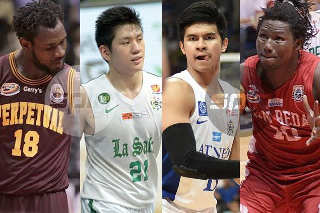 Kiefer Ravena and Jeron Teng team up with African imports Ola Adeogun, Bright Akhuetie in Qatar 3x3
