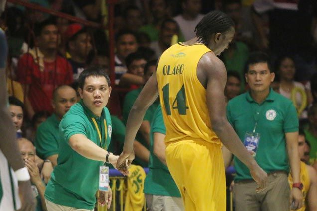 Things come full circle for Britt Reroma as veteran Cebuano coach wins title with USC Warriors