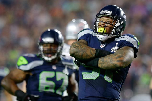 Bruce Irvin, three others fined for roles in Super Bowl scuffle