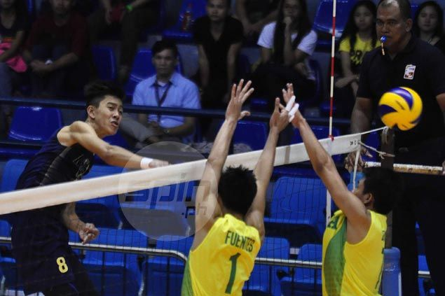 NU Bulldogs keep Spikers' Turf slate unblemished with straight-sets win over UP Maroons