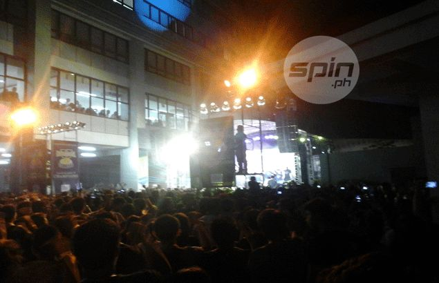 NU community holds elaborate party to celebrate Bulldogs' first UAAP title in 60 years