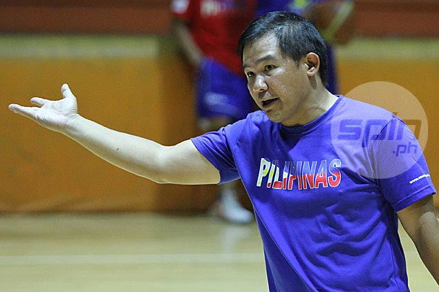Ateneo quick to douse speculation of Chot Reyes takeover as Blue Eagles coach