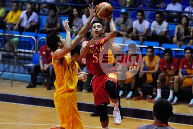 Isit does it as Mapua rallies to win against San Sebastian in tense NCAA finish