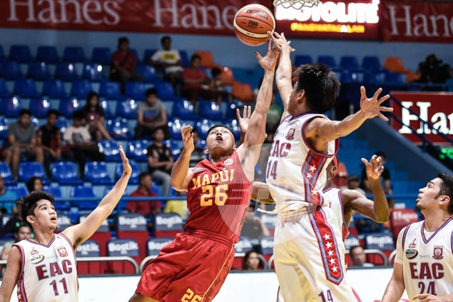 CJ Isit says pulling off a win without Allwell Oraeme a morale boost for Mapua