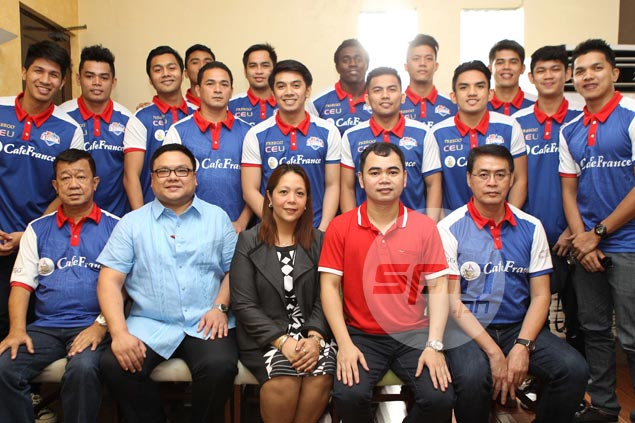 Egay Macaraya unfazed by high expectations after maiden Cafe France success in D-League