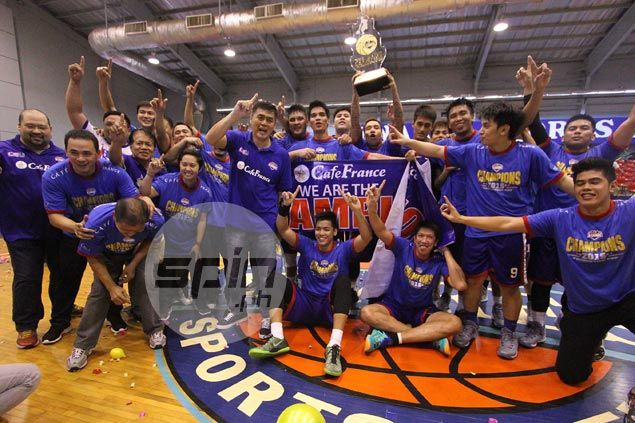 Cafe France nips Hapee on Ebondo winner, becomes only fourth team to win D-League title