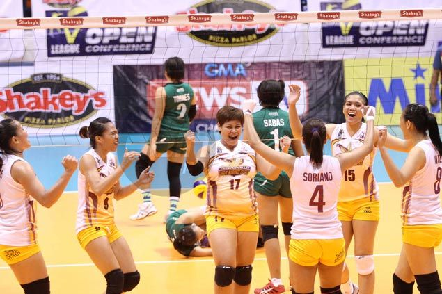 Cagayan, PLDT try to break tie in crucial duel for second Finals berth of Shakey's V-League