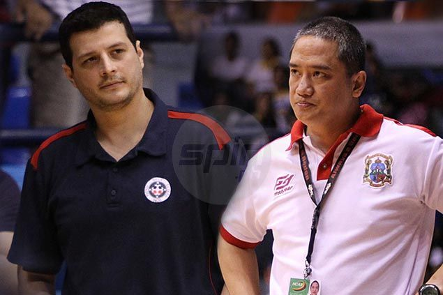 League-leading San Beda Red Lions, suddenly-struggling Letran Knights renew rivalry