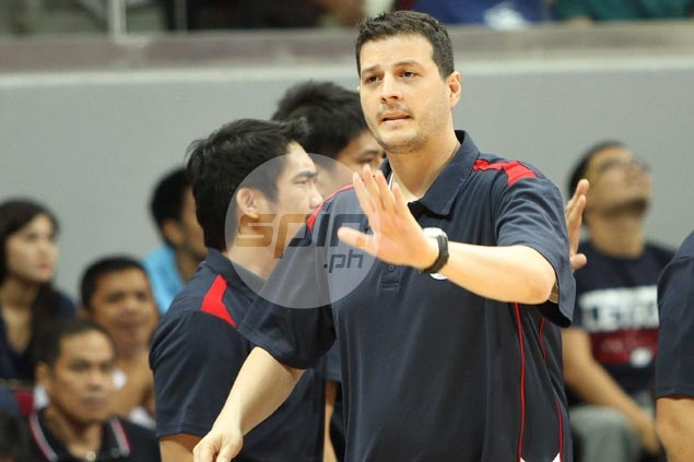 Midtable squad Letran hopes to somehow close in on league leaders as Knights battle cellar-dwelling San Sebastian Stags