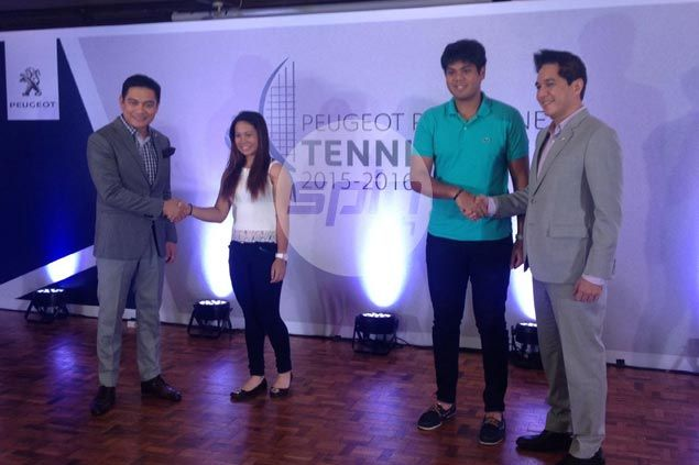 Cash prizes, trip to Paris for French Open at stake in Peugeot Philippines Tennis Open