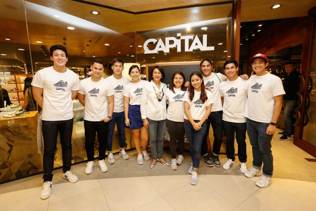 Newly opened retail concept store aspires to be 'Sneaker Capital' for millennials