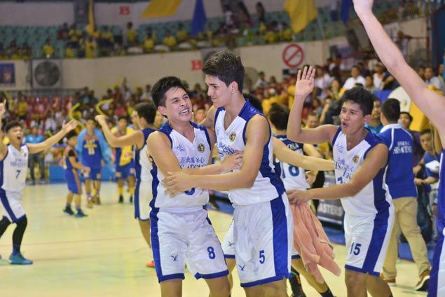 Magis Eagles complete hat-trick of Cesafi juniors titles with rout of Baby Webmasters
