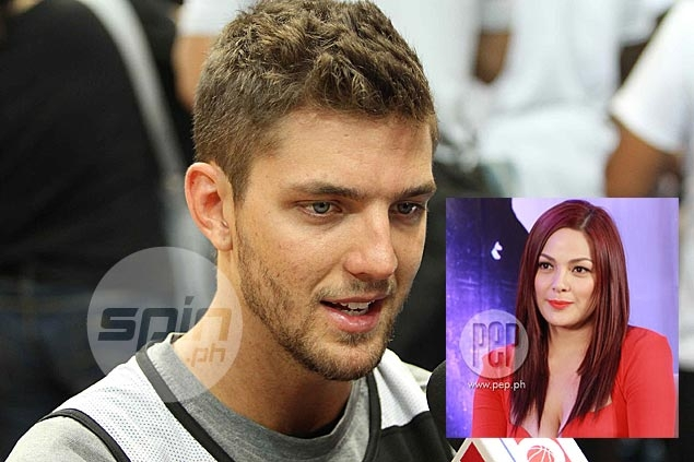 Rockets rising star Parsons confirms dinner date with actress KC Concepcion