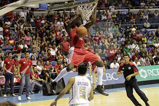 Mammie scores 22 as Sumang-less UE Red Warriors beat NU Bulldogs