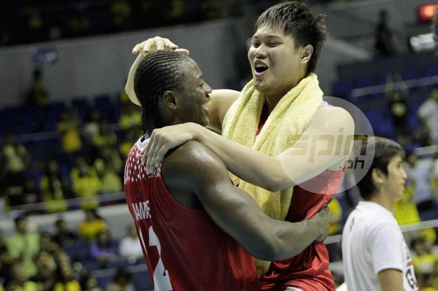 For Charles Mammie, UE win over UST meant a new lease of life for UAAP career. Here's why
