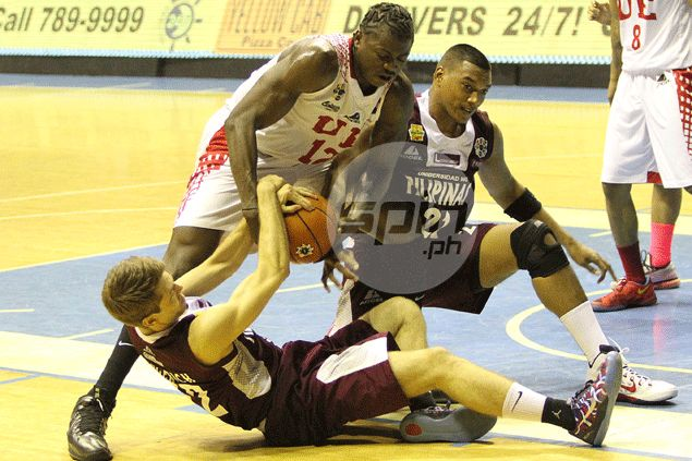 Roi Sumang-less Red Warriors still prove too much against Maroons