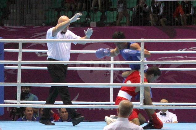 Charly Suarez assured of silver, will go for gold in Asian Games lightweight boxing final