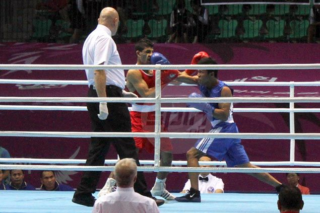 More heartache for Team PH as boxer Charly Suarez loses gold-medal bout to Mongolian